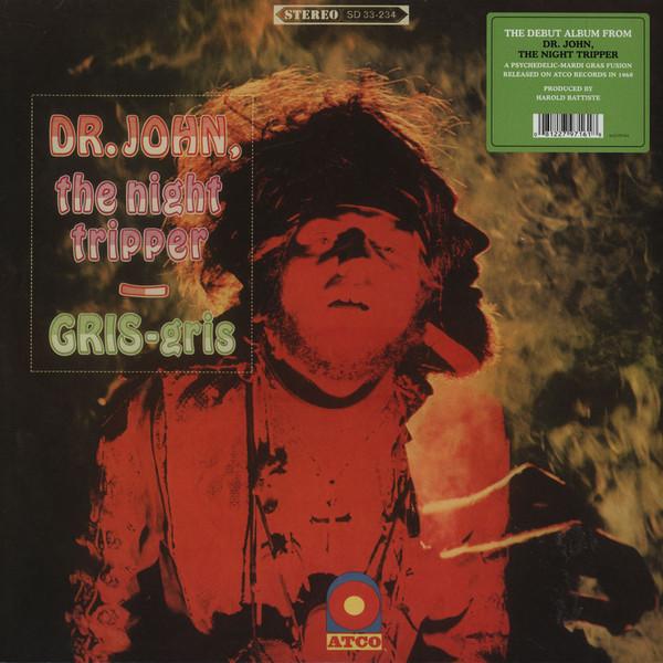 Viniluri VINIL Universal Records Dr. John, The Night Tripper - Gris GrisVINIL Universal Records Dr. John, The Night Tripper - Gris Gris
