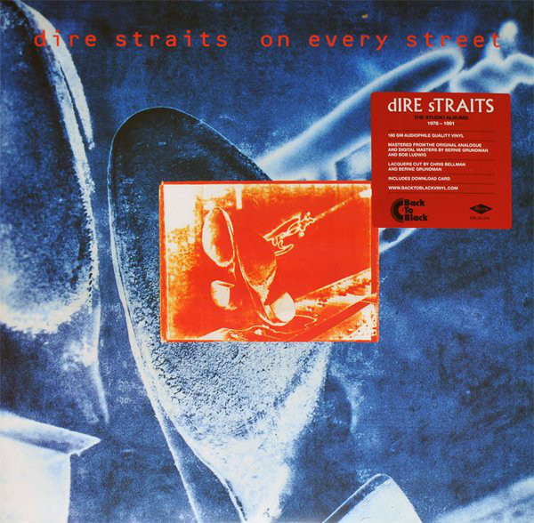 Viniluri VINIL Universal Records Dire Straits - On Every StreetVINIL Universal Records Dire Straits - On Every Street