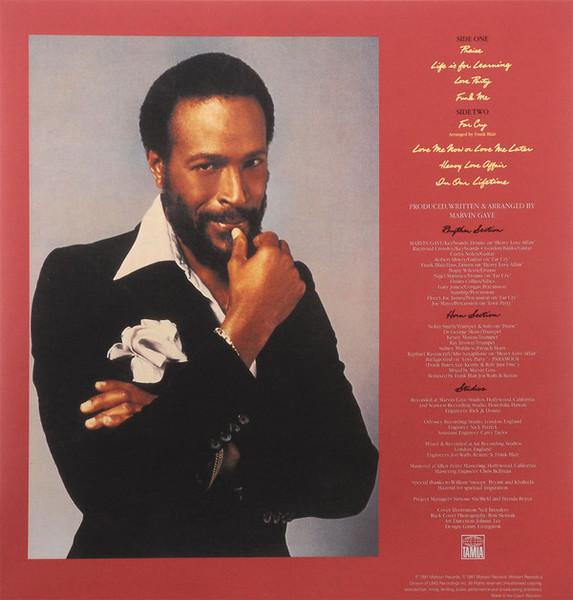 Viniluri VINIL Universal Records Marvin Gaye - In Our LifetimeVINIL Universal Records Marvin Gaye - In Our Lifetime
