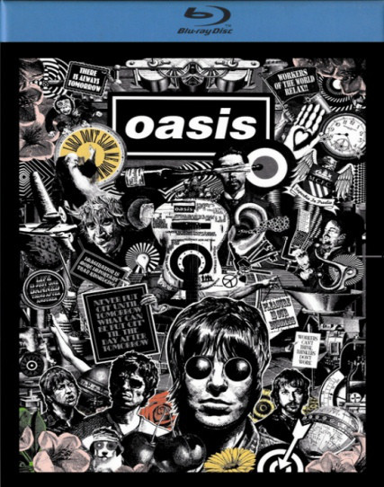 DVD & Bluray BLURAY Universal Records Oasis - Lord Don't Slow Me DownBLURAY Universal Records Oasis - Lord Don't Slow Me Down