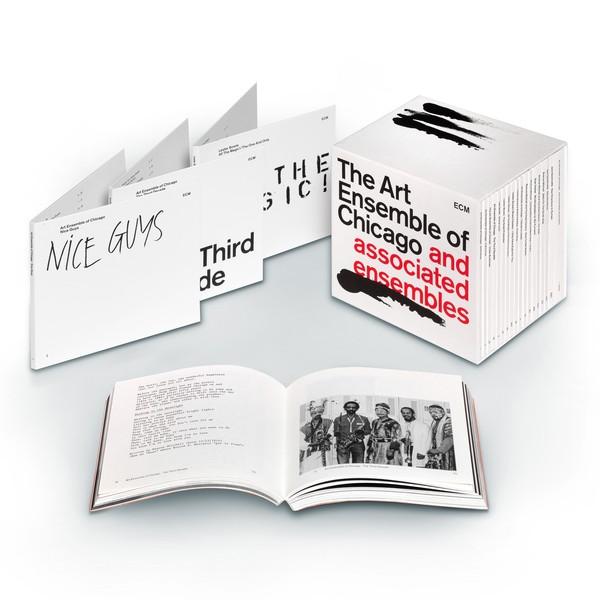 Muzica CD CD ECM Records The Art Ensemble Of Chicago And Associated Ensembles - BoxsetCD ECM Records The Art Ensemble Of Chicago And Associated Ensembles - Boxset