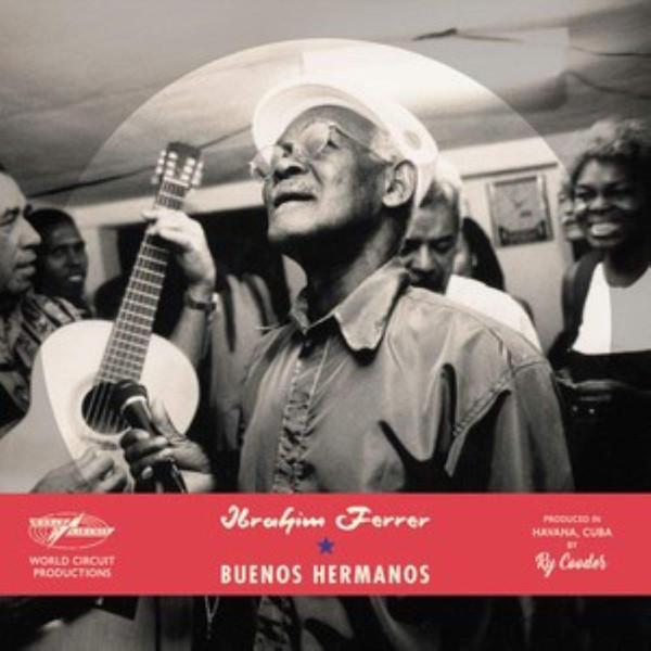 Viniluri VINIL Universal Records Ibrahim Ferrer - Buenos HermanosVINIL Universal Records Ibrahim Ferrer - Buenos Hermanos