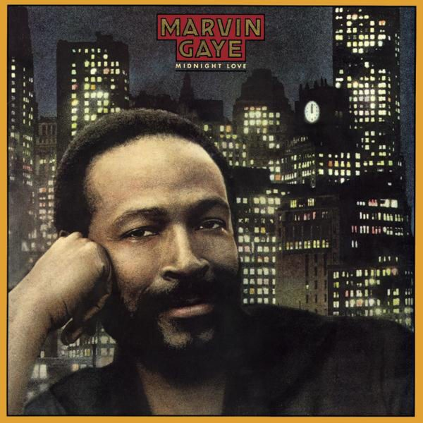 Viniluri VINIL Universal Records Marvin Gaye - Midnight LoveVINIL Universal Records Marvin Gaye - Midnight Love