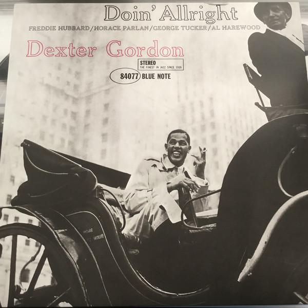 Viniluri VINIL Universal Records Dexter Gordon: Doin AllrightVINIL Universal Records Dexter Gordon: Doin Allright