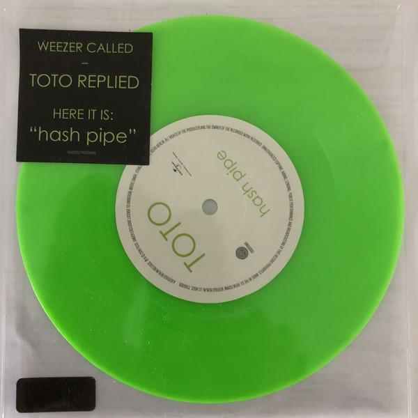 Viniluri VINIL Universal Records Toto - Hash Pipe (Single)VINIL Universal Records Toto - Hash Pipe (Single)
