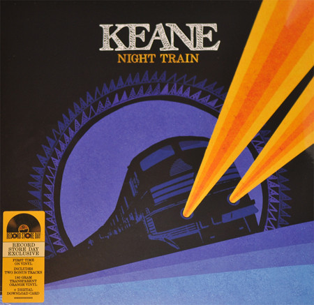 Viniluri VINIL Universal Records Keane ‎- Night TrainVINIL Universal Records Keane ‎- Night Train