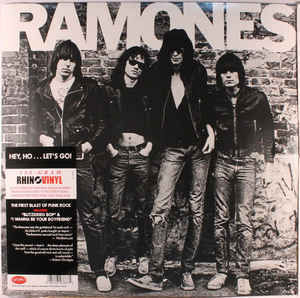 Viniluri VINIL Universal Records The Ramones - Ramones (180g Audiophile Pressing)VINIL Universal Records The Ramones - Ramones (180g Audiophile Pressing)