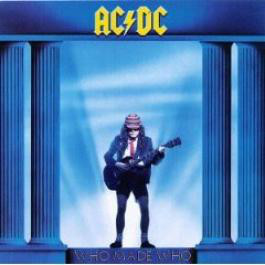 Viniluri VINIL Universal Records AC/DC - Who Made Who (180gVINIL Universal Records AC/DC - Who Made Who (180g
