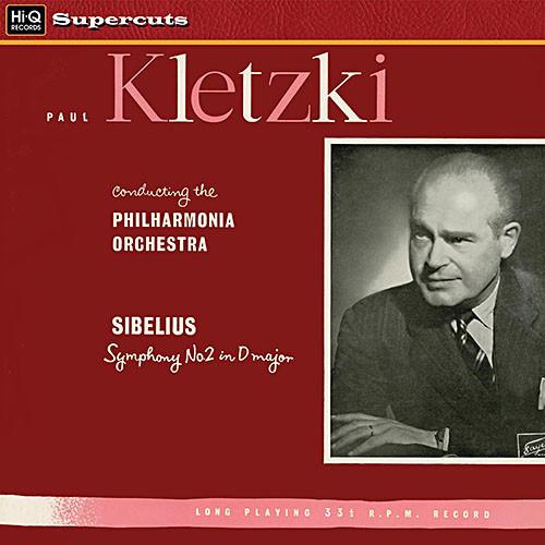 Viniluri VINIL Universal Records Sibelius - Symphony No 2 (Paul Kletzi, Philharmonia Orchestra)VINIL Universal Records Sibelius - Symphony No 2 (Paul Kletzi, Philharmonia Orchestra)