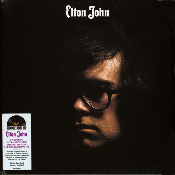 Viniluri VINIL Universal Records Elton John - Elton John ( Record Store Day 2020 )VINIL Universal Records Elton John - Elton John ( Record Store Day 2020 )