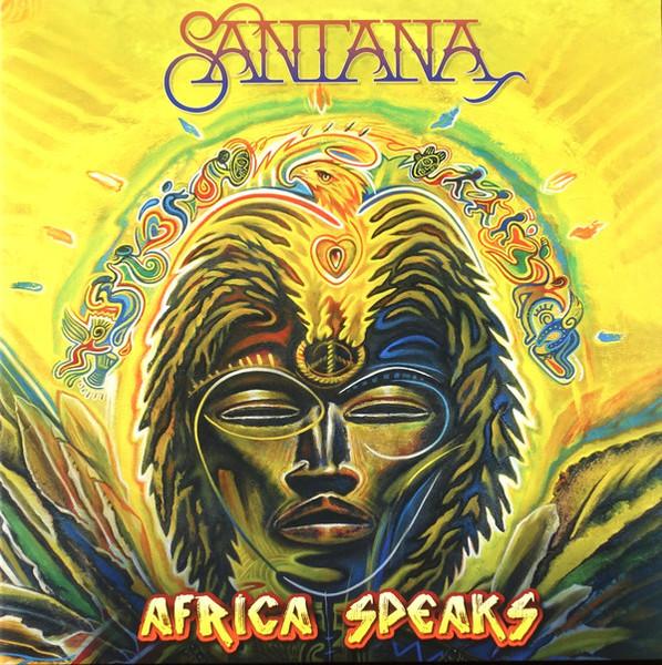 Viniluri VINIL Universal Records Santana - Africa SpeaksVINIL Universal Records Santana - Africa Speaks