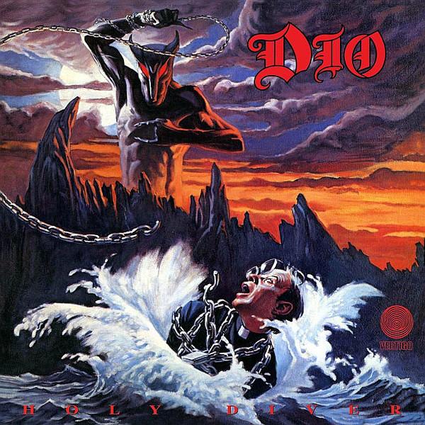 Viniluri VINIL Universal Records Dio - Holy DiverVINIL Universal Records Dio - Holy Diver