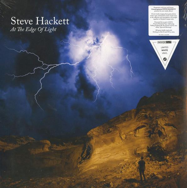 Viniluri VINIL Universal Records Steve Hackett - At The Edge Of LightVINIL Universal Records Steve Hackett - At The Edge Of Light