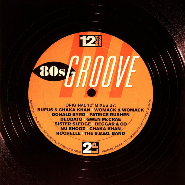 Viniluri VINIL Universal Records Various Artists - 80s groove VINIL Universal Records Various Artists - 80s groove