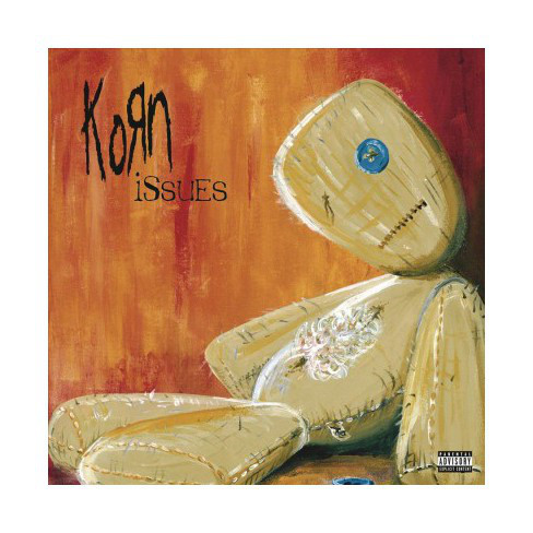 Viniluri VINIL Universal Records Korn - IssuesVINIL Universal Records Korn - Issues