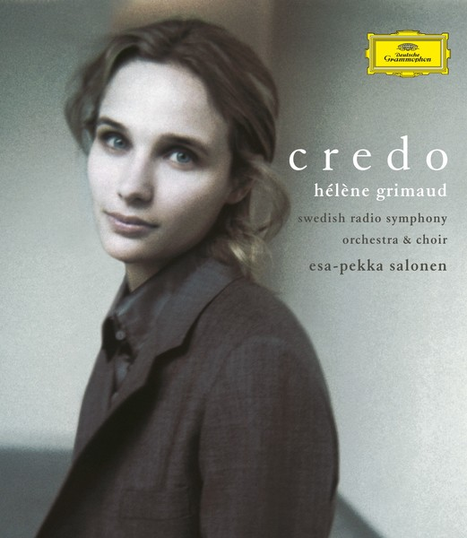 Muzica CD CD Universal Records Helene Grimaud, Esa-Pekka Salonen - Credo ( BluRay Audio )CD Universal Records Helene Grimaud, Esa-Pekka Salonen - Credo ( BluRay Audio )