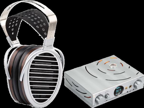 Pachete PROMO Casti si AMP Pachet PROMO HiFiMAN HE1000se + iFi Audio Pro iDSDPachet PROMO HiFiMAN HE1000se + iFi Audio Pro iDSD
