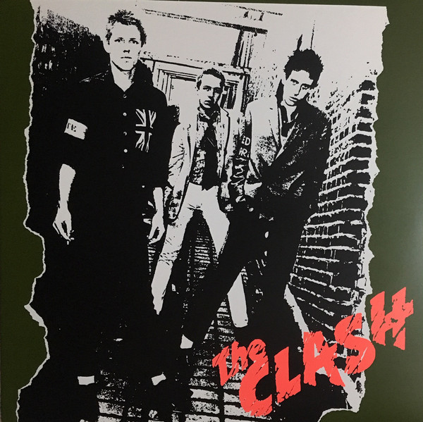 Viniluri VINIL Universal Records The Clash - The ClashVINIL Universal Records The Clash - The Clash