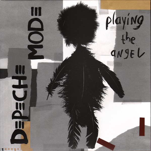 Viniluri VINIL Universal Records Depeche Mode - Playing The AngelVINIL Universal Records Depeche Mode - Playing The Angel