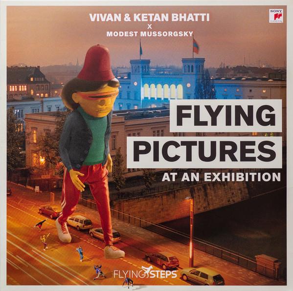Viniluri VINIL Universal Records Vivan & Ketan Bhatti - Flying Pictures At An ExhibitionVINIL Universal Records Vivan & Ketan Bhatti - Flying Pictures At An Exhibition