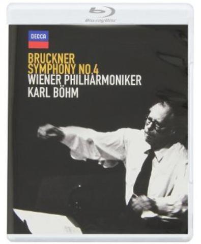 Muzica BLURAY Decca Bruckner - Symphony No 4 ( Bohm, Wiener ) BluRay AudioBLURAY Decca Bruckner - Symphony No 4 ( Bohm, Wiener ) BluRay Audio
