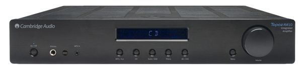 Amplificatoare integrate Amplificator Cambridge Audio Topaz AM10Amplificator Cambridge Audio Topaz AM10