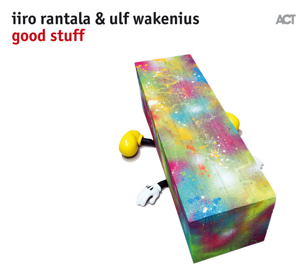 Viniluri VINIL ACT Iiro Rantala & Ulf Wakenius: Good StuffVINIL ACT Iiro Rantala & Ulf Wakenius: Good Stuff