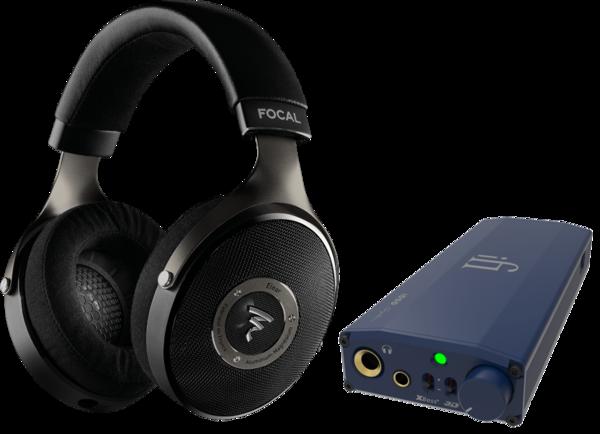 Pachete PROMO Casti si AMP Pachet PROMO Focal Elear + iFi Audio Micro iDSD SignaturePachet PROMO Focal Elear + iFi Audio Micro iDSD Signature