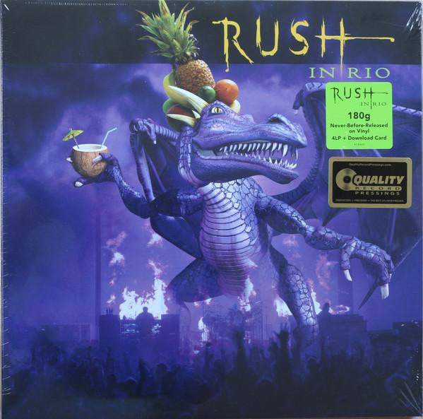 Viniluri VINIL Universal Records Rush - Rush In RioVINIL Universal Records Rush - Rush In Rio