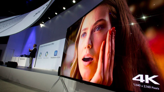 Televizoare 4K Ultra HD