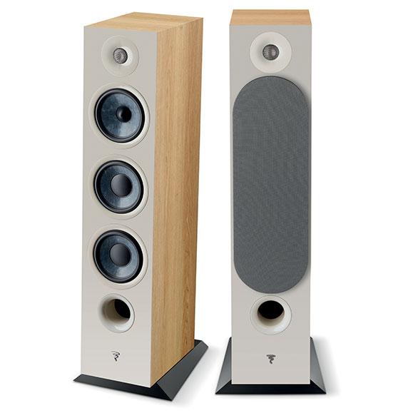 Chora 826 loudspeakers high-end