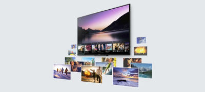 Imagine cu W80C / W85C Full HD cu Android TV™