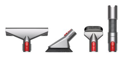 Kit de accesorii pentru praf compatibil cu aspirator portabil V7/V8/V10/v11