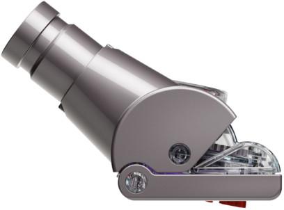 Perie cu turbina rotativa si sistem de anti-incalcire a firelor de par Tangle-Free Turbine Tool