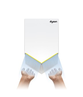 Dyson Airblade V new generation
