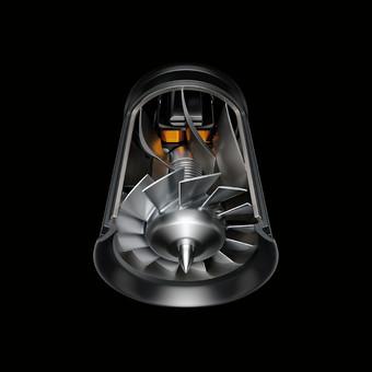 Dyson Uscator de par Supersonic HD01 Black/Nichel
