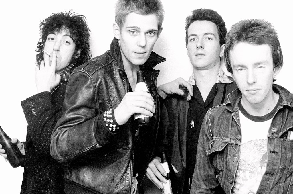 The Clash's Debut Album Turns 40: However You Define Punk, This ...