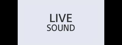 Siglă LIVE SOUND