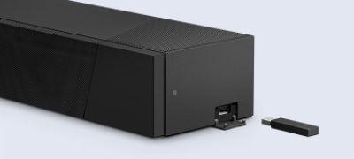 Imagine cu Bară de sunet Dolby Atmos 7.1.2 cu Wi-Fi
