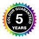 5 Year Colour Guarantee