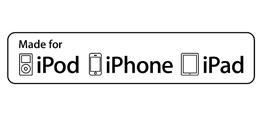 Für iPod, iPhone & iPad