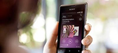 Imagine cu Player audio HDD de înaltă rezoluţie