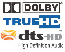 Image result for dolby truehd dts