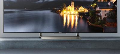 Imagine cu XE90 Televizor 4K HDR cu X-tended Dynamic Range PRO