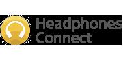 Sigla aplicației Sony   Conectare căști