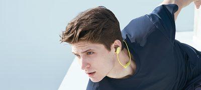 Imagine cu Căști intraauriculare wireless pentru sport | WI-SP600