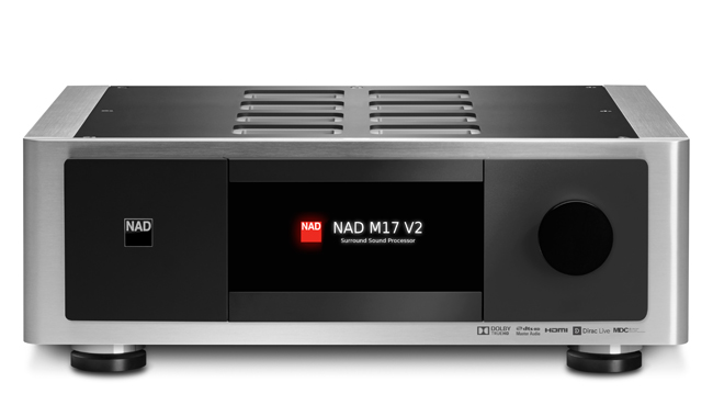 Image result for NAD M17 v2