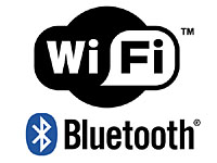 Image result for wi-fi bluetooth logo