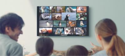 Imagine cu XE80 Televizor 4K HDR cu 4K X-Reality PRO