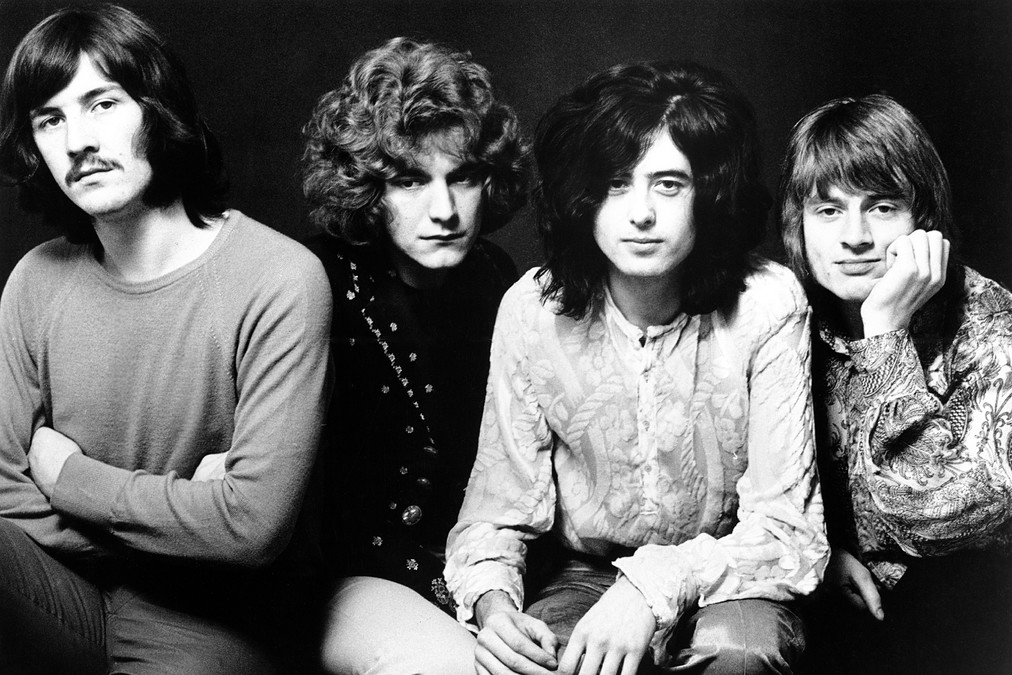 Image result for led zeppelin 1969